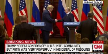Anderson Cooper: Trump Putin Presser 'One Of The Most Disgraceful Performances Ever By An American President'