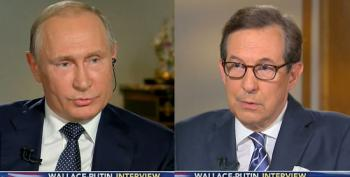 Chris Wallace Asks Putin Why So Many People Who Oppose Him Wind Up Dead