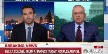 Intel Expert: 'I Believe Trump...Is Actively Betraying Our Country'