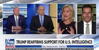 Laura Ingraham Flips Out On Mainstream Media Being Mean To Trump