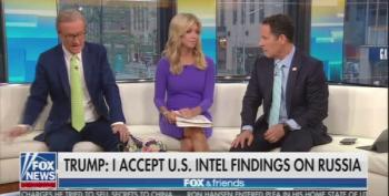 Fox And Friends Takes Trump Propaganda To New Heights Over Helsinki Disaster
