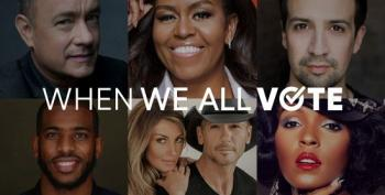 Michelle Obama's Get Out The Vote PSA