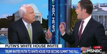 MSNBC Lets White House Husband Matt Schlapp Hijack Coverage