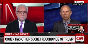 Avenatti:  More Tapes With Trump In 'Evidence Hoarder' Michael Cohen's Collection