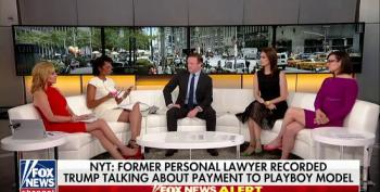 Fox Hosts Waste No Time Attacking Michael Cohen After News Of Secret Recordings About Trump And Playboy Model