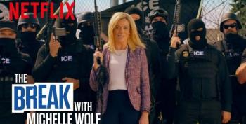 Michelle Wolf Compares ICE To ISIS In Recruitment Video