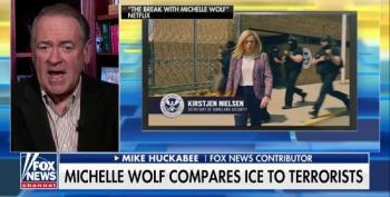 Michelle Wolf Compares ICE To ISIS Terrorists In Netflix Skit