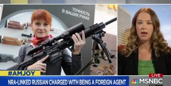 Sarah Kendzior Explains Butina's Role In Russia's Long Term Goals