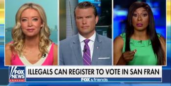 RNC Spox:  Left Wants Putin To Send Army Of Russians To US To Vote In Midterms