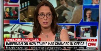 NYT's Haberman: 'Trump Often Tells The Truth'