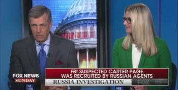 Brit Hume Calls Carter Page FISA Warrants Legal