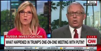 Why Is Michael Caputo Screaming On CNN This Morning?