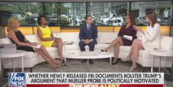 Outnumbered Panel Angered Blaming Steele Dossier As Sole Reason For FISA Warrants