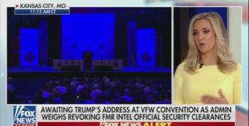 Fox News' Katie Pavlich Admits Trump's Double-Standard With Michael Flynn's Security Clearances