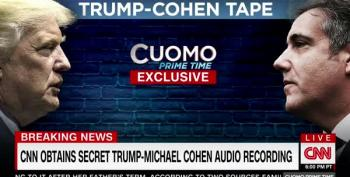 LISTEN: Trump-Cohen Tape Plotting McDougal Hush Money Payment