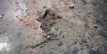 Trump's Star On The Hollywood Walk Of Fame Was Destroyed