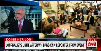 April Ryan Discusses Real Reasons CNN Reporter Banned From Press Pool