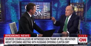 After Calling Michael Cohen 'Honorable,' Giuliani Now Says He's A 'Pathological Liar'