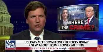Tucker Carlson: If Information Changed Hands Between Trump And The Russians, 'So What?'