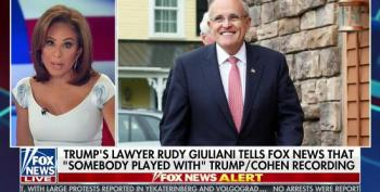 Rudy Giuliani: Michael Cohen 'Tampered With' Trump Tapes