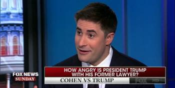 Jonathan Swan: Cohen Knows Where 20 Bodies Are Buried