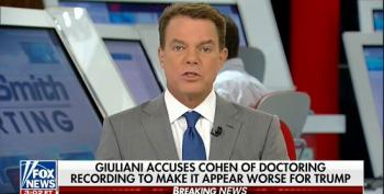 Shep Smith Dismantles Giuliani's 'No Collusion' Straw Man Argument