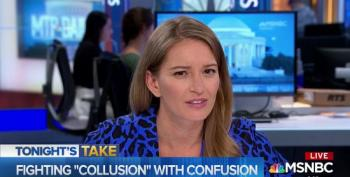 Katy Tur Drags Rudy Giuliani For Denying Things 'No One Has Accused'
