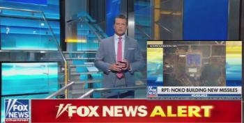 North Korea Is Still Building Nukes: Fox And Friends Pivots To 'Concern' About Leaks