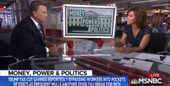 CEO Asks Stephanie Ruhle When She's Seen 4% Economic Growth?  Obama