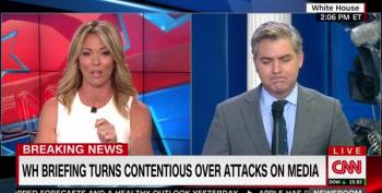 CNN Reporter Rants About Press Attacks: 'Fellow Americans Are Not The Enemy'