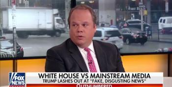 Fox's Chris Stirewalt: 'We Should Stop Having Reporters Cover Those Trump Rallies'