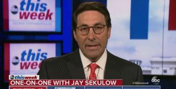 Jay Sekulow On Trump Tower Meeting: 'I Had Bad Information In That Statement'