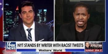 Fox's Watters Brings On Conservative 'Comedian' To Make Racist 'Jokes' About NYT's Sarah Jeong