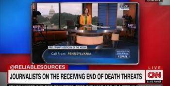 CNN's Stelter Airs Clip Of C-SPAN Caller Threatening To Shoot Him And Don Lemon
