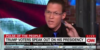 'He's A Monster': CNN Trump Voters Panel Finds Some Have Changed Their Minds