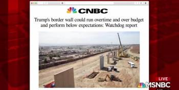 Never Forget:  Trump's Wall Is A Scam