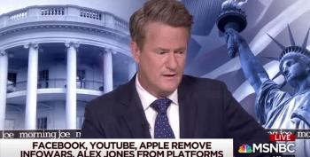Joe Scarborough Soothes Hurt FeeFees With Cheap Shot At Rosie O'Donnell