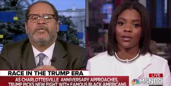 Black Conservative Comes Unglued When Michael Eric Dyson Won't Bow And Scrape To Her
