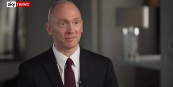 Carter Page Compares Trump To Nelson Mandela
