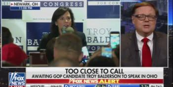 Todd Starnes Moronically Attacks Ocasio-Cortez As Distraction To OH's Special Election