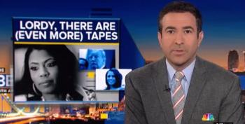 Omarosa Says There Are Tapes