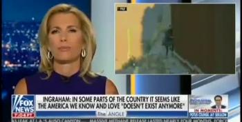 Laura Ingraham Goes Full White Supremacist