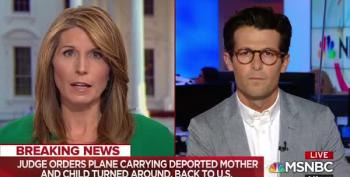 Jacob Soboroff: Sessions Hand-Picked Mother And Daughter To Deport To Send A Message