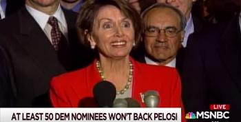 GOP And Media Use The Hillary Playbook To Go After Nancy Pelosi