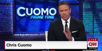 Chris Cuomo Calls Out Ingraham: If You Don't Like America, Leave!