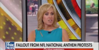 Melissa Francis On NFL: If The President Stopped Tweeting About It No One Would Notice
