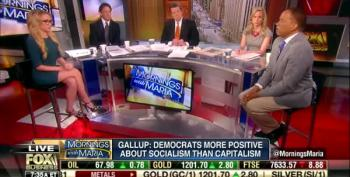 Fox Business Panel Stunned By Trump's 'Dog' Tweet