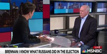 Maddow Interviews Former CIA Chief John Brennan