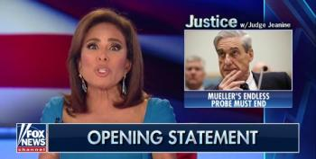 Fox's Jeanine Pirro Accuses Mueller Of Covering Up For Clinton In Benghazi