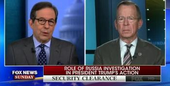 Admiral Mullen Sounds Alarms Over Trump's Nixonian Enemies List